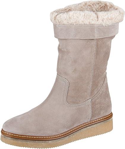 Alpe 336102 Woman chaussures 31111107 Bottes pour Femme gris