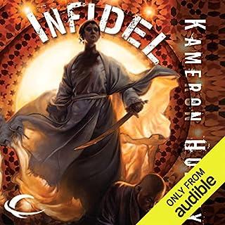 Infidel audiobook cover art