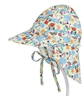 Sombrero para el sol, UPF 50 + Protección contra el sol Gorro con tapa Viaje