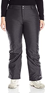 Columbia Sportswear Women's Plus Bugaboo Pant, Atoll, 3X