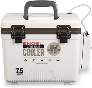 ENGEL Live Bait Cooler with 2 speed Aerator Pump