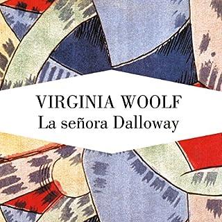 La señora Dalloway [Mrs. Dalloway] audiobook cover art