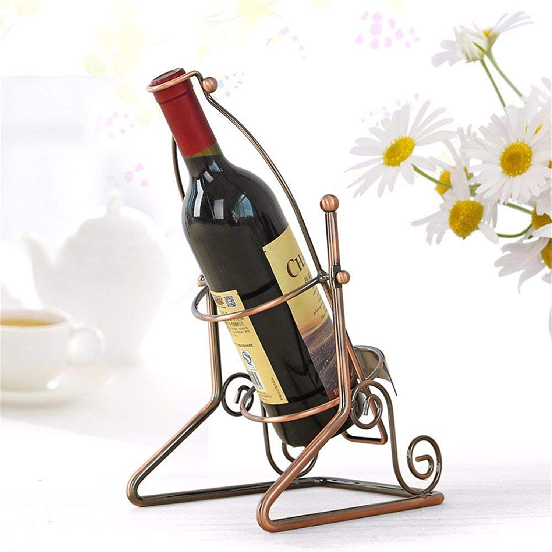 Red Wine Shelf Show greenical Wine Rack Wrought Iron Style Wine Cabinet Wine Bottle Holder