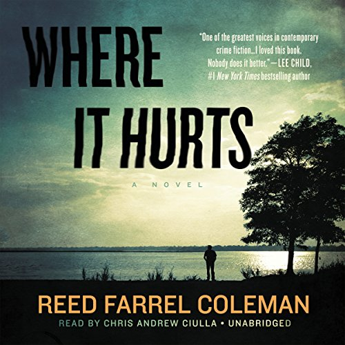 Where It Hurts audiobook cover art