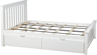 Best dakota twin over full trundle bunk bed set Reviews
