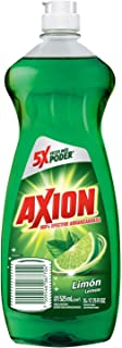 Axion Detergente Lavatrastes Liquido Limon, 525 ml