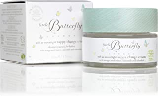 Sponsored Ad - Little Butterfly London Organic-Certified Baby Diaper Nappy Change Cream - Soothes Irritation, Helps to Hea...
