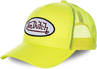 c5dcebbda385d Von Dutch Men Caps Trucker Cap Cord