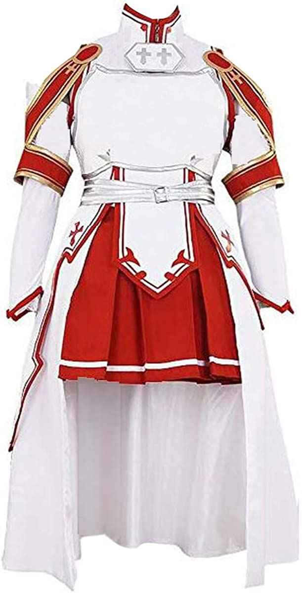 Poetic Walk Sword Art Cheap super special price Online 3 Cosplay Costu ALfheim Yuuki Max 56% OFF Asuna