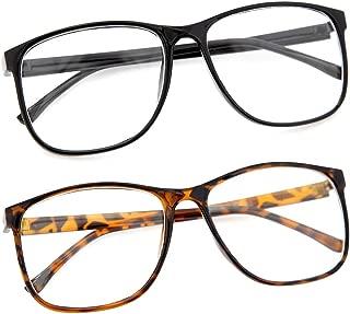 big nerd glasses