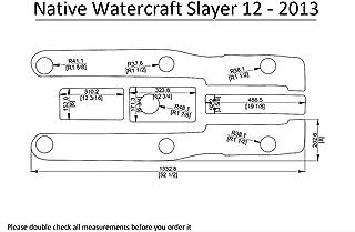 native slayer 12 fishing kayak