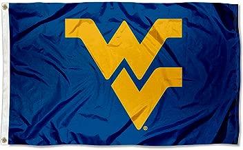 West Virginia Mountaineers WVU Blue University Large College Flag