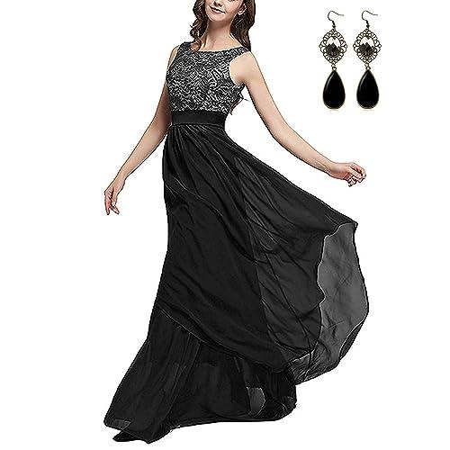 991d4b1a171b Vestidos de Fiesta Baratos: Amazon.es