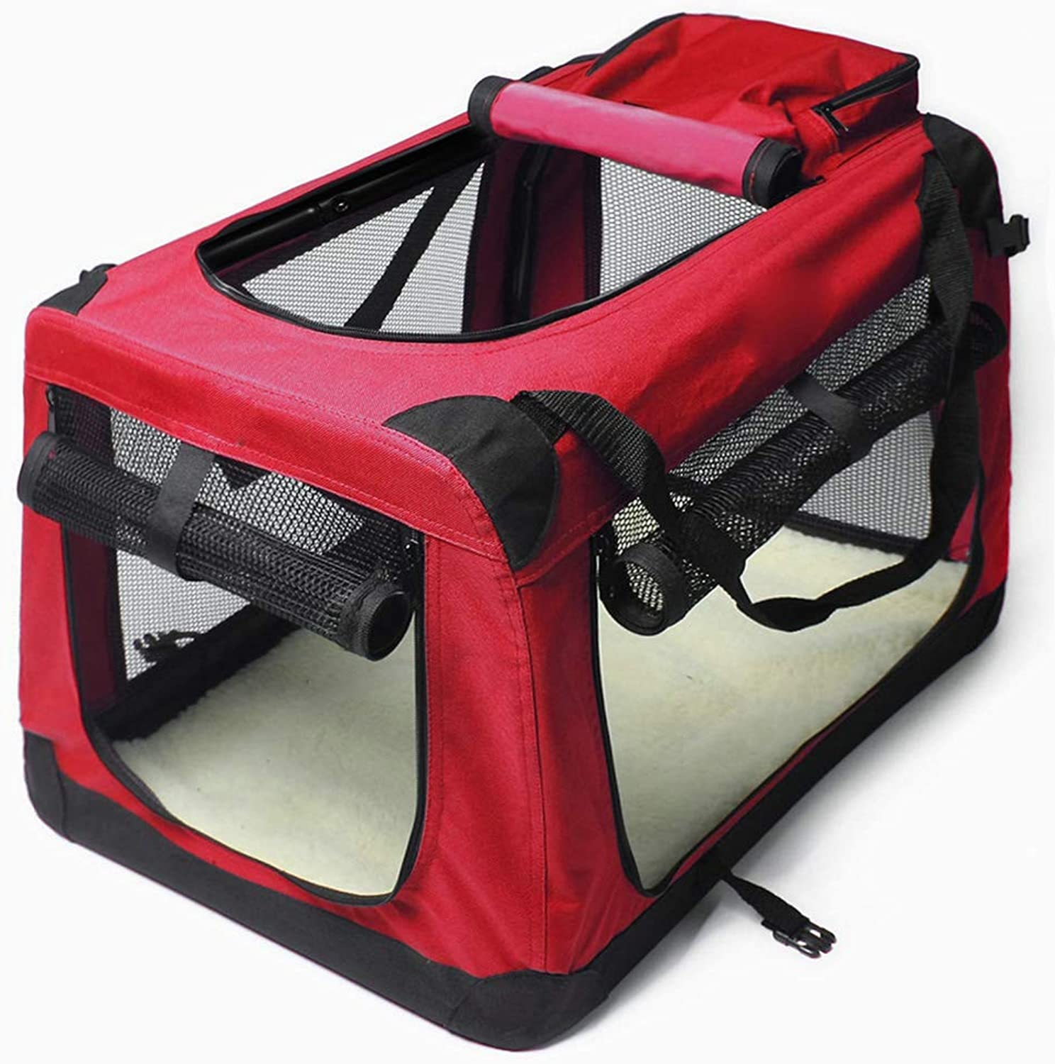 Pet Travel Carrier,pet Handbag,SoftSided Pet Travel Carrier for Cats,Airline Approved Pet Carriers,Puppy Comfort Portable Foldable Pet Bag