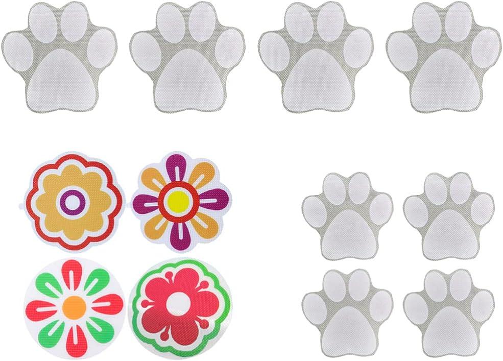 Popular brand Toyvian 12pcs Non Slip Bathtub Max 52% OFF with Decals Stickers Adhesive Bri