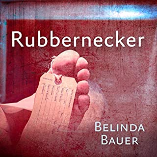 Rubbernecker audiobook cover art