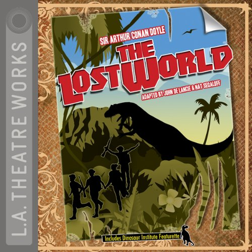 The Lost World (Dramatized) copertina