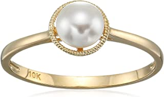 Best fashion pearl ring Reviews