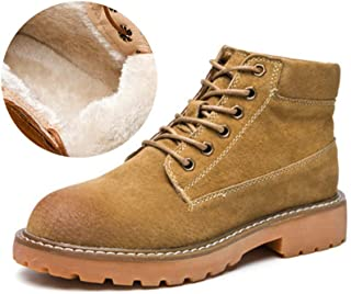 unyielding1 Womens Fashion Work Shoes Winter Ankle Combat Military Boots