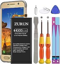 Sponsored Ad - Galaxy S7 Active Battery ZURUN 4300mAh Li-Polymer EB-BG891ABA Battery Replacement for Samsung Galaxy S7 Act...