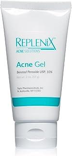 Replenix Acne Solutions Benzoyl Peroxide Gel, 2 Oz
