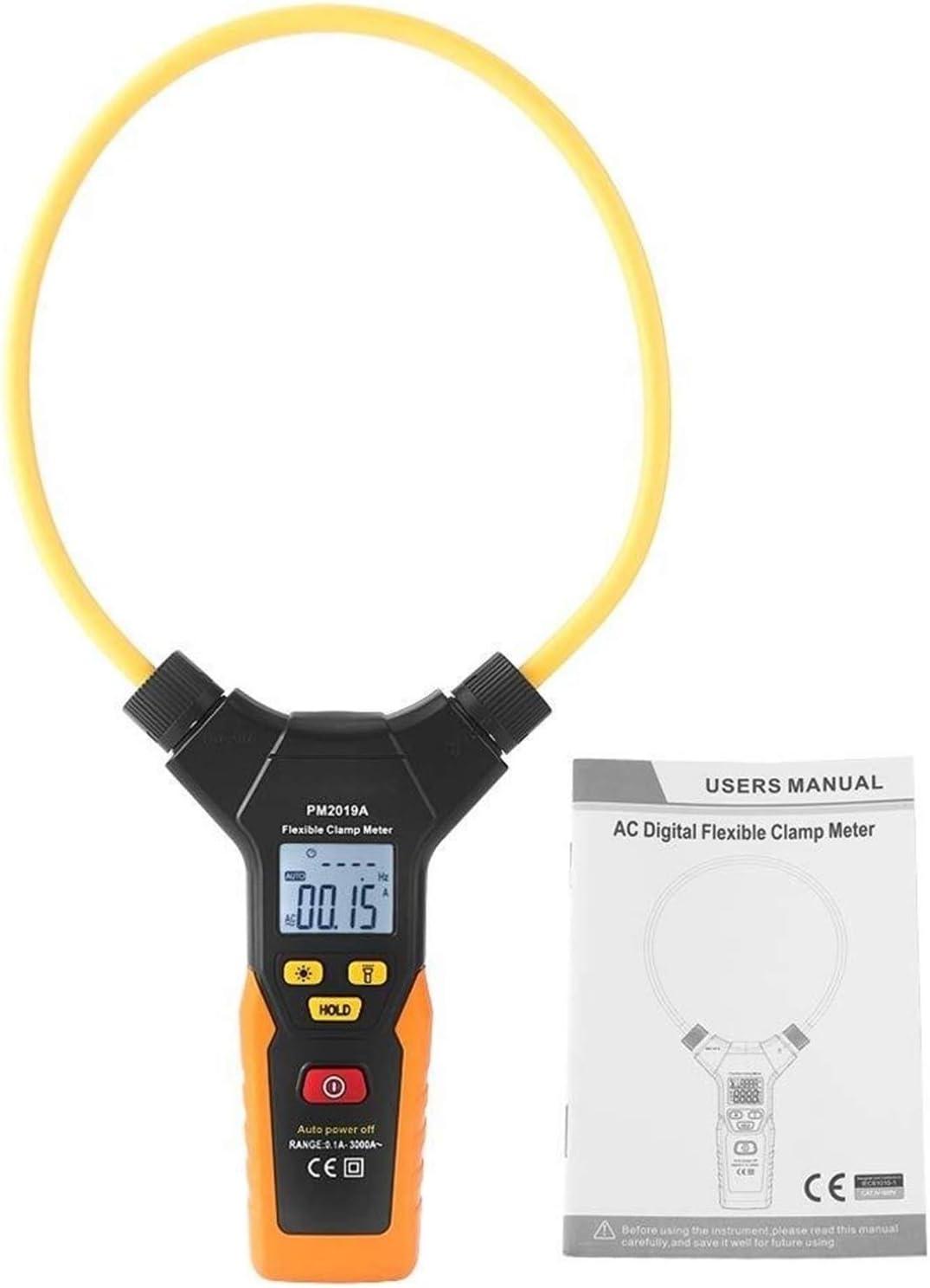 CHUNSHENN Clamp Multimeter, Digital Meter Discount Popular standard mail order Port Handheld