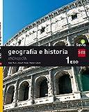 Geografía e historia. 1 ESO. Savia. Andalucía - 9788467584844