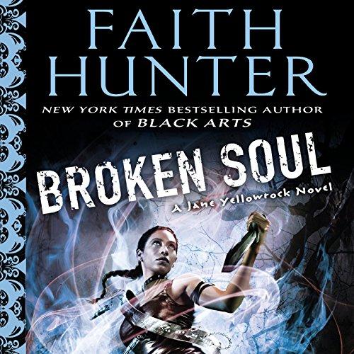 Broken Soul audiobook cover art