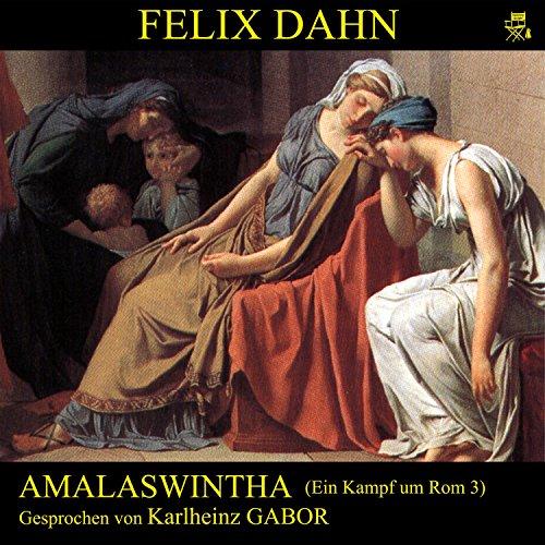 Amalaswintha (Ein Kampf um Rom 3) Titelbild