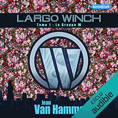 Le Groupe W audiobook cover art