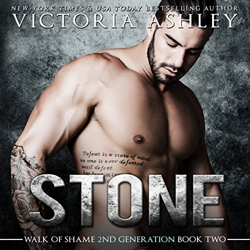 Stone audiobook cover art