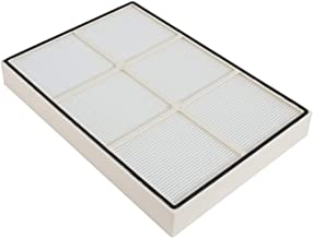LifeSupplyUSA Replacement True HEPA Filter Compatible with Sears Kenmore 83375/83376 Air Cleaner Purifiers