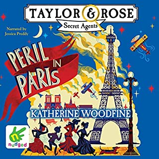 Peril in Paris cover art