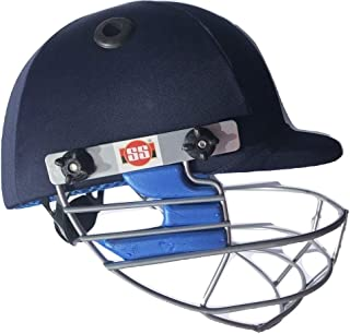 SS Cricket Matrix Premium Cricket Helmet with Adjustable Track Wheel and Grill ' Men's Size