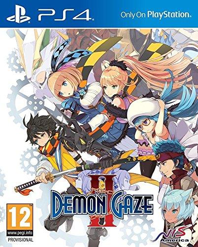 Demon Gaze II - PlayStation 4 [Edizione: Francia]