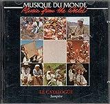 CD Catalogue Collection Musique du Monde