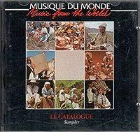 Musique Du Monde: Sampler