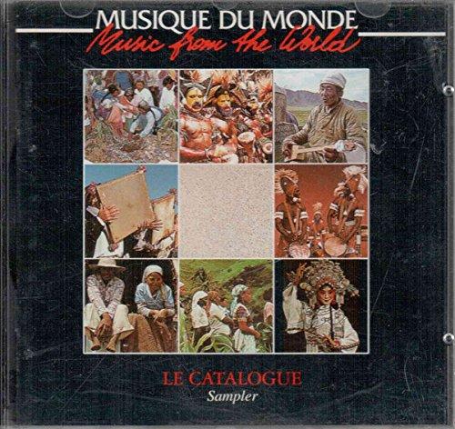 CD Catalogue...