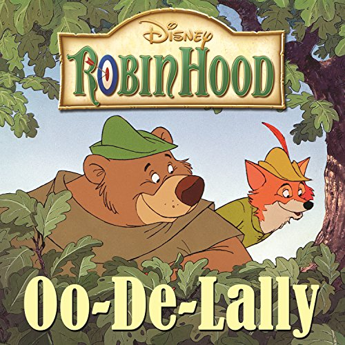 walt disney robin hood soundtrack - 3