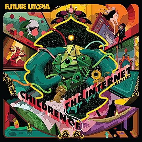 Future Utopia feat. Joey Bada$$, Dave, Es Devlin, Ezra Collective & Preditah