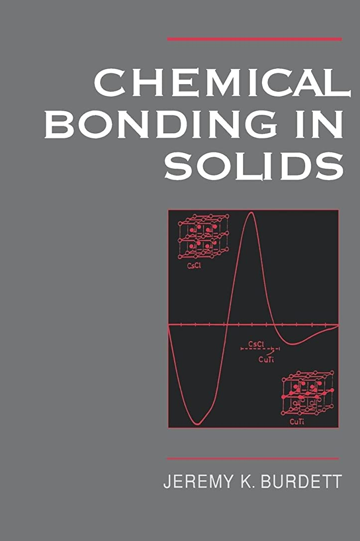 扇動する交通バイパスChemical Bonding in Solids (Topics in Inorganic Chemistry)