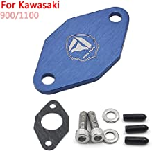Motoparty Oil Pump Block-off Kit For Kawasaki 900 1100 ZXI STX STS Oil pump cover
