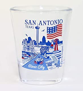 Best San Antonio Texas Great American Cities Collection Shot Glass Review