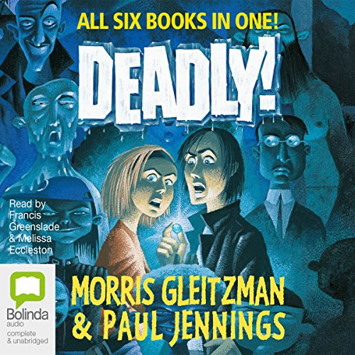 Deadly! audiobook cover art
