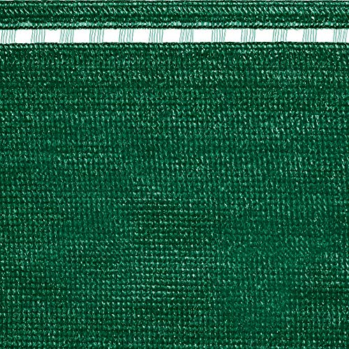 Tenax 73312016 Coimbra Filet Tissé pour Occultation Vert 500 x 100 cm