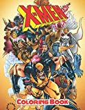 X-men Coloring Book: Jumbo Coloring Book for Kids Ages 3-7 And Adults, X-men Coloring Book (Unofficial)