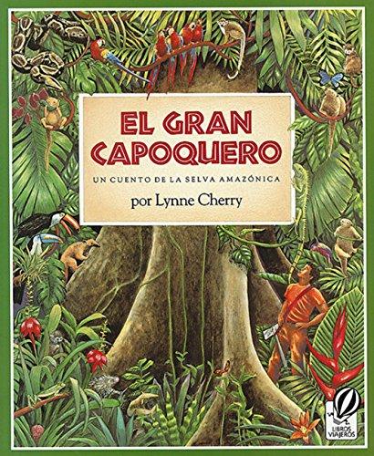 El Gran Capoquero: Un Cuento de la Selva Amazónica