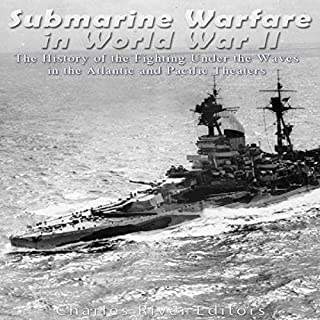 Submarine Warfare in World War II cover art