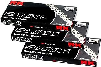 RK 520MAXX120BG 520 Max-X Chain - 120 Links - Black/Gold