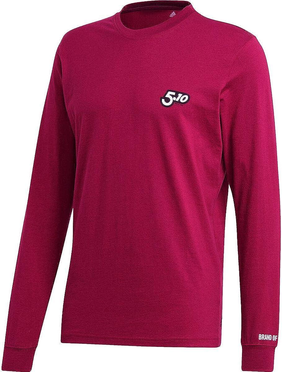 adidas 5.10 GFX LS Camiseta Hombre